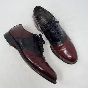 Bostonian Saddle Saddle Shoes Oxfords 9 D/B